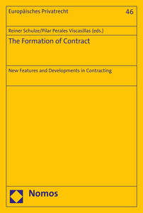 The Formation of Contract | Dodax.de