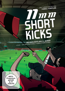 11mm shortkicks, 1 DVD | Dodax.ch