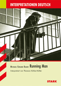 "Michael Gerard Bauer ""Running Man"" 