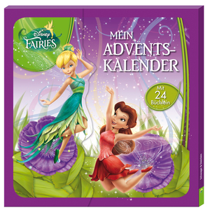 Disney Fairies - Mein Adventskalender | Dodax.nl