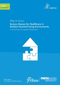 Serious Games for Healthcare in Ambient Assisted Living Environments   Dodax.de