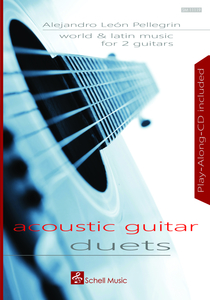 World and Latin Music for 2 Guitars | Dodax.pl