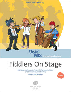 Fiddlers On Stage | Dodax.at
