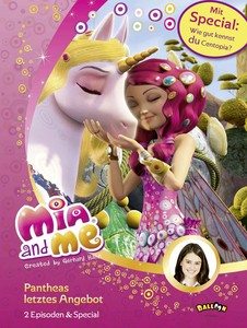 Mia and me - Pantheas letztes Angebot | Dodax.ch