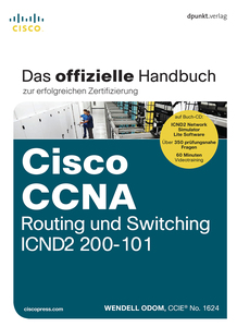 Cisco CCNA Routing und Switching ICND2 200-101, m. CD-ROM | Dodax.at