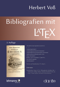 Bibliografien mit LaTeX | Dodax.at