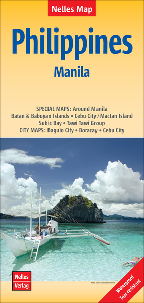 Nelles Map Philippines - Manila | Dodax.at