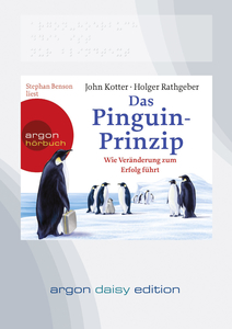 Das Pinguin-Prinzip, 1 MP3-CD | Dodax.at