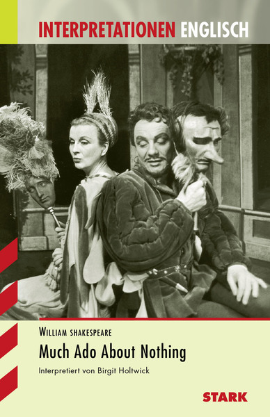 William Shakespeare 'Much Ado About Nothing' | Dodax.ch
