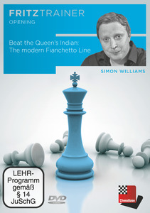 Beat the Queen's Indian: The modern Fianchetto Line, DVD-ROM | Dodax.at