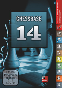 ChessBase 14 - Das Megapaket, DVD-ROM | Dodax.at