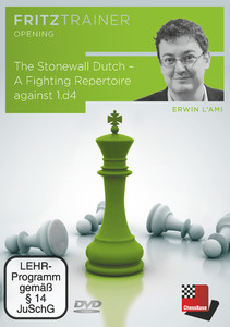 The Stonewall Dutch - A Fighting Repertoire against 1.d4, DVD-ROM | Dodax.at