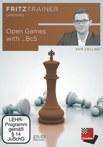 Open Games with ... Bc5 | Dodax.fr