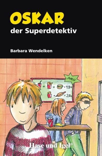 Oskar, der Superdetektiv, Schulausgabe (light) | Dodax.at