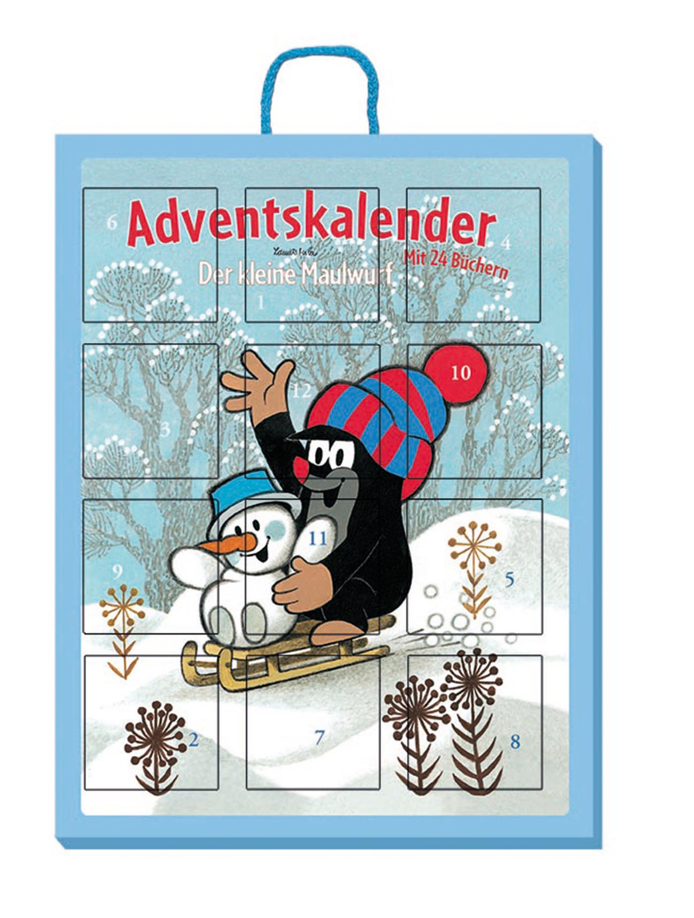 Adventskalender Der kleine Maulwurf | Dodax.co.uk