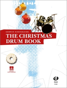The Christmas Drum Book, m. Audio-CD | Dodax.at