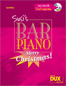 Susis Bar Piano - Merry Christmas mit CD | Dodax.pl