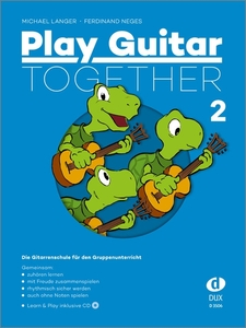 Play Guitar Together Band 2 | Dodax.pl
