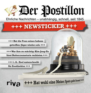 Der Postillon - Newsticker | Dodax.at
