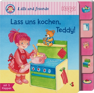 Lilli and friends - Lass uns kochen, Teddy! | Dodax.es