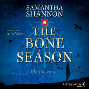 The Bone Season - Die Träumerin, 8 Audio-CDs | Dodax.ch
