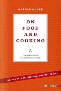 On Food and Cooking | Dodax.ch