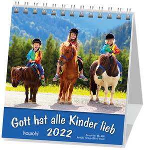 Gott hat alle Kinder lieb 2017 | Dodax.at