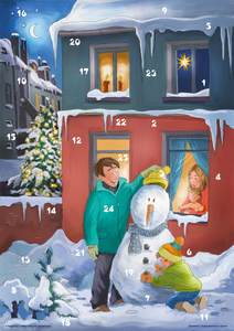 Oskar im Advent | Dodax.co.uk