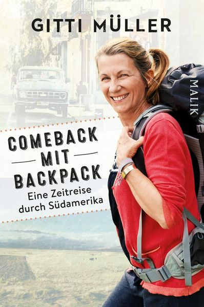 Comeback mit Backpack | Dodax.at