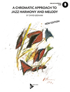 A Chromatic Approach To Jazz Harmony And Melody, for melody instruments, w. Audio-CD   Dodax.at
