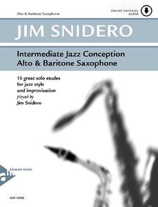 Intermediate Jazz Conception Alto & Baritone Sax | Dodax.nl