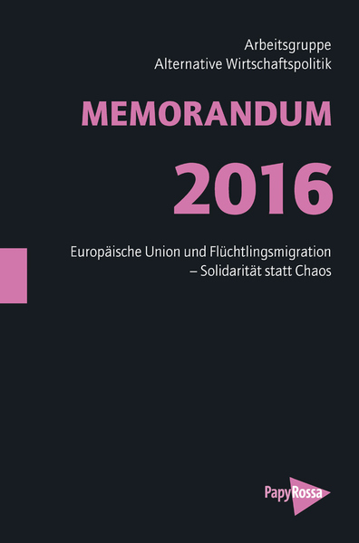 MEMORANDUM 2016 | Dodax.at