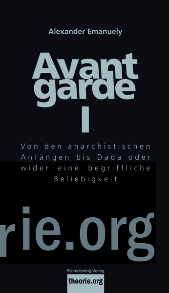 Avantgarde. Tl.1 | Dodax.at