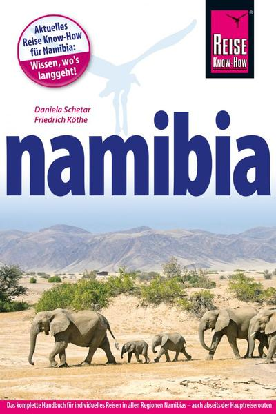 Reise Know-How Namibia | Dodax.at