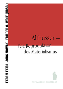 Althusser - Die Reproduktion des Marxismus | Dodax.at