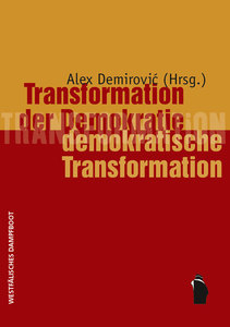 Transformation der Demokratie - demokratische Transformation | Dodax.de