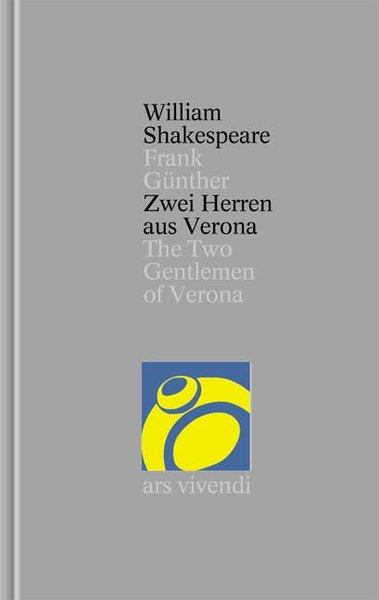 Zwei Herren aus Verona /The Two Gentlemen of Verona | Dodax.pl