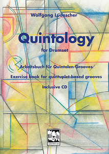 Quintology for Drumset, m. 1 Audio-CD | Dodax.ch