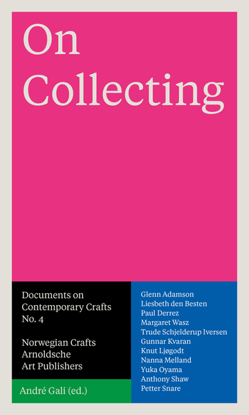 On Collecting | Dodax.ch
