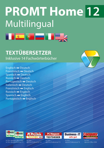 PROMT Home 12 Multilingual, DVD-ROM | Dodax.ch