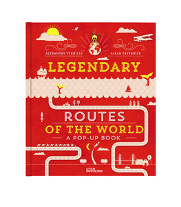 Legendary Routes of the World | Dodax.es