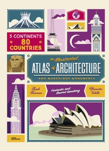 The Illustrated Atlas of Architecture and Marvelous Monuments | Dodax.at