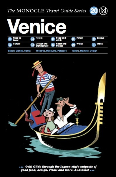 The Monocle Travel Guide Series Venice | Dodax.ch