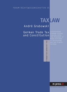 German trade tax and constitution | Dodax.pl