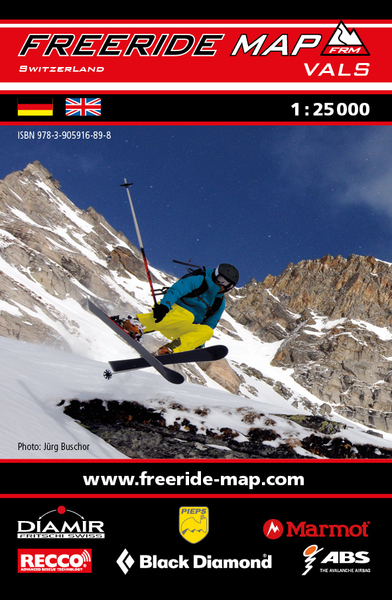 Freeride Map Vals | Dodax.at
