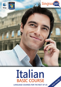 Italian brain-friendly, Basic course, CD-ROM | Dodax.ch