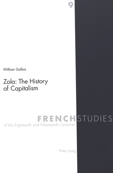Zola: The History of Capitalism | Dodax.pl