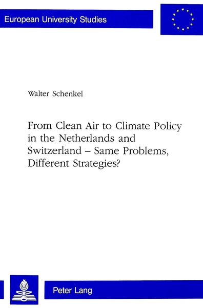 From Clean Air to Climate Policy in the Netherlands and Switzerland - Same Problems, Different Strategies?   Dodax.de