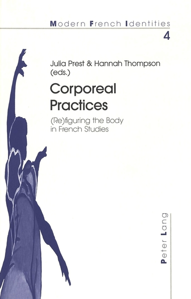 Corporeal Practices | Dodax.at