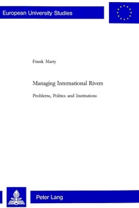 Managing International Rivers | Dodax.nl